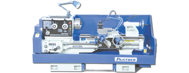 Panther Lathe Machine 2050